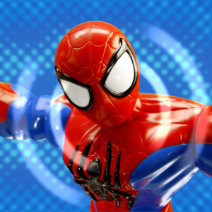"Marvel Superhero Adventures ""Spidey KAPOW!"""